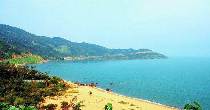 Son Tra Peninsula in Da Nang