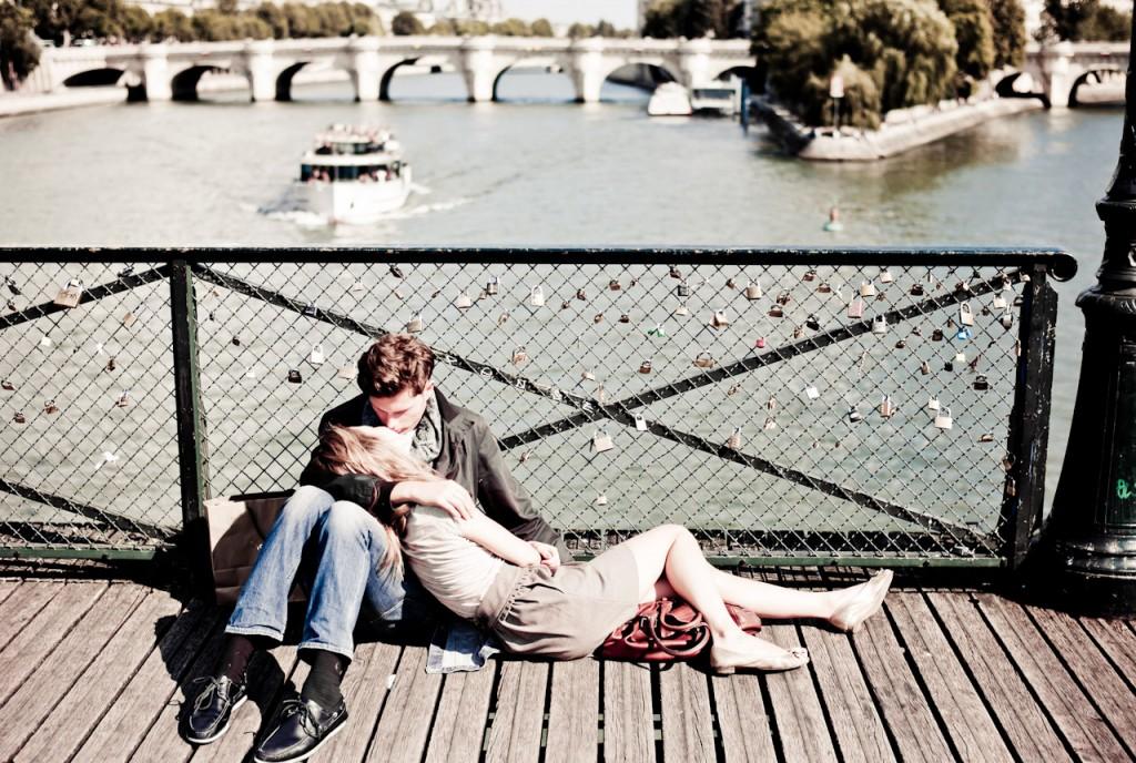 Honeymoon in Paris, France