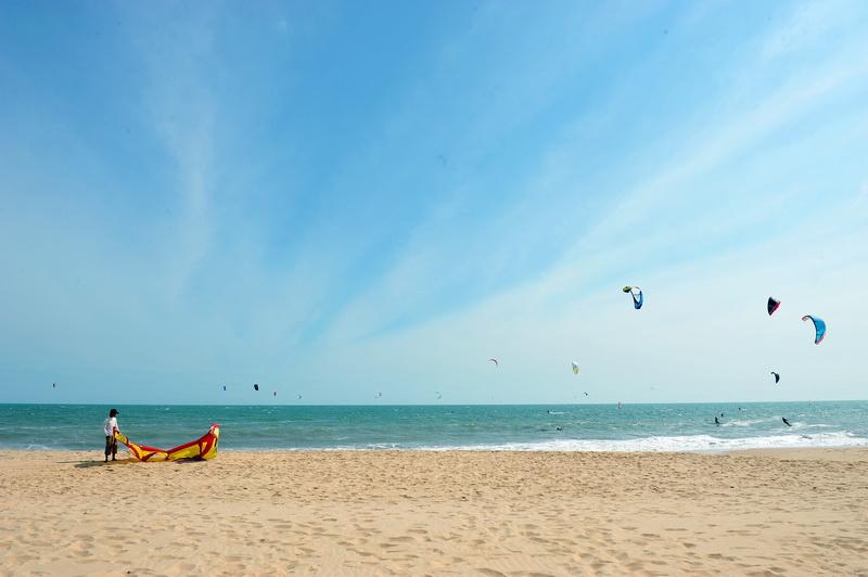 Mui Ne Beach Vacation in Vietnam