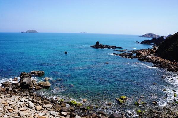 Hon Seo Island in Quy Nhon