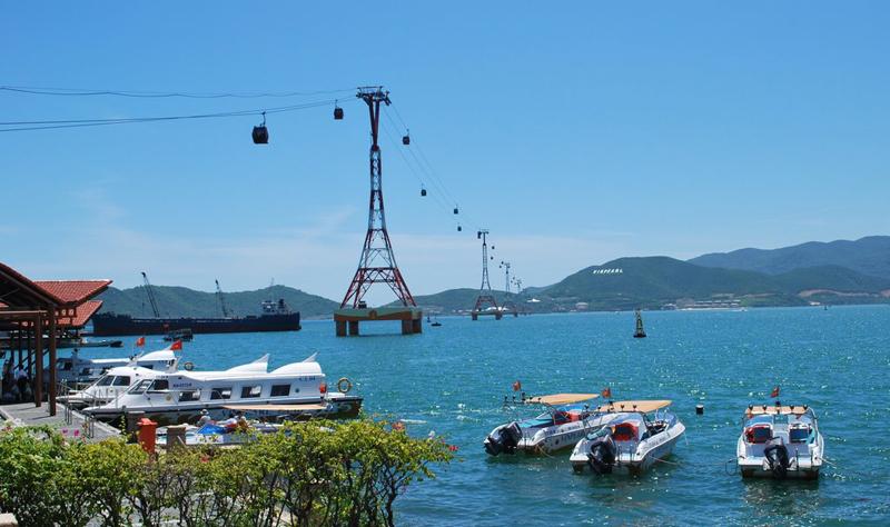 Vinpearl Land Cable Car Nha Trang