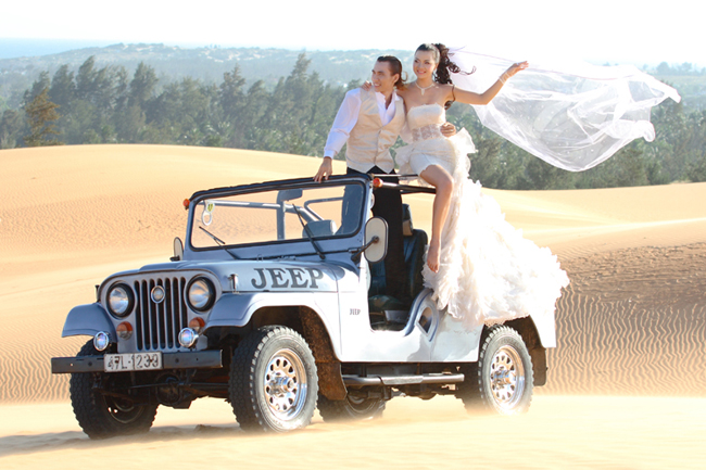 Mui Ne - The Romantic Destination for Pre-Wedding Photography in Vietnam