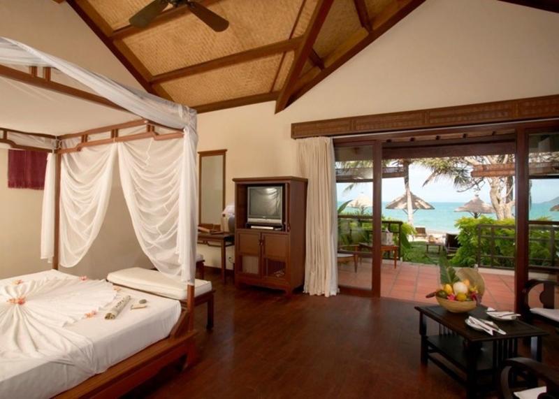 Evason Ana Mandara Resort Nha Trang - Ensuite room