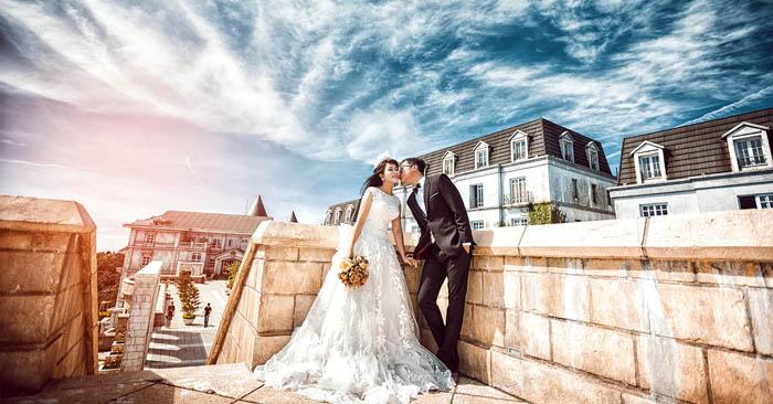 Wedding Photography at Ba Na Hills