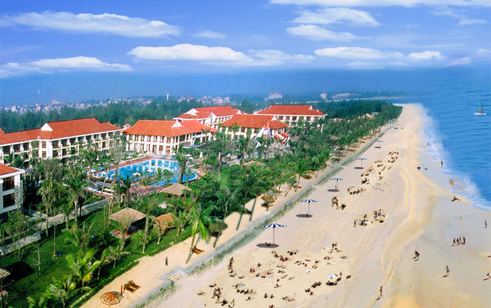 Sunspa Resort Quang Binh - The ideal place for beach vacation