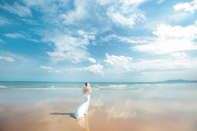 Wedding Photography at Cua Dai Beach