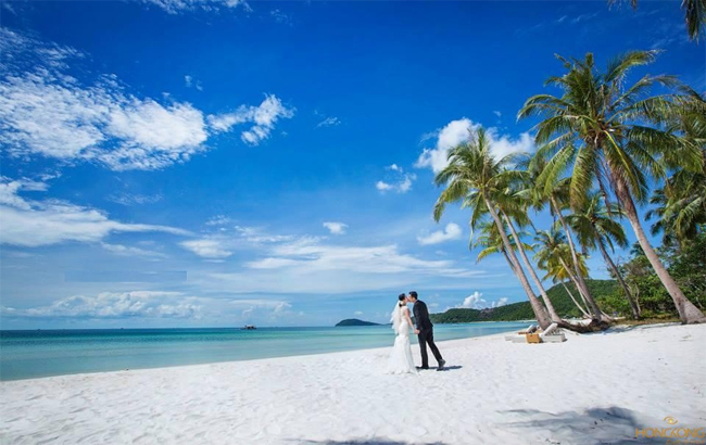 Wedding Photography at Long Beach Phu Quoc