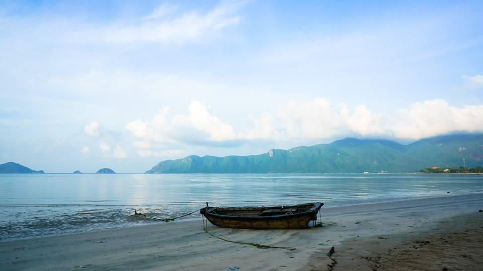 Lo Voi Beach in Con Dao Islands, Vietnam