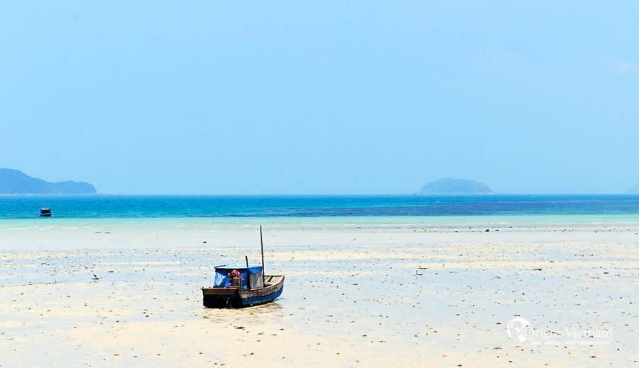 Co To Island in the North of Vietnam