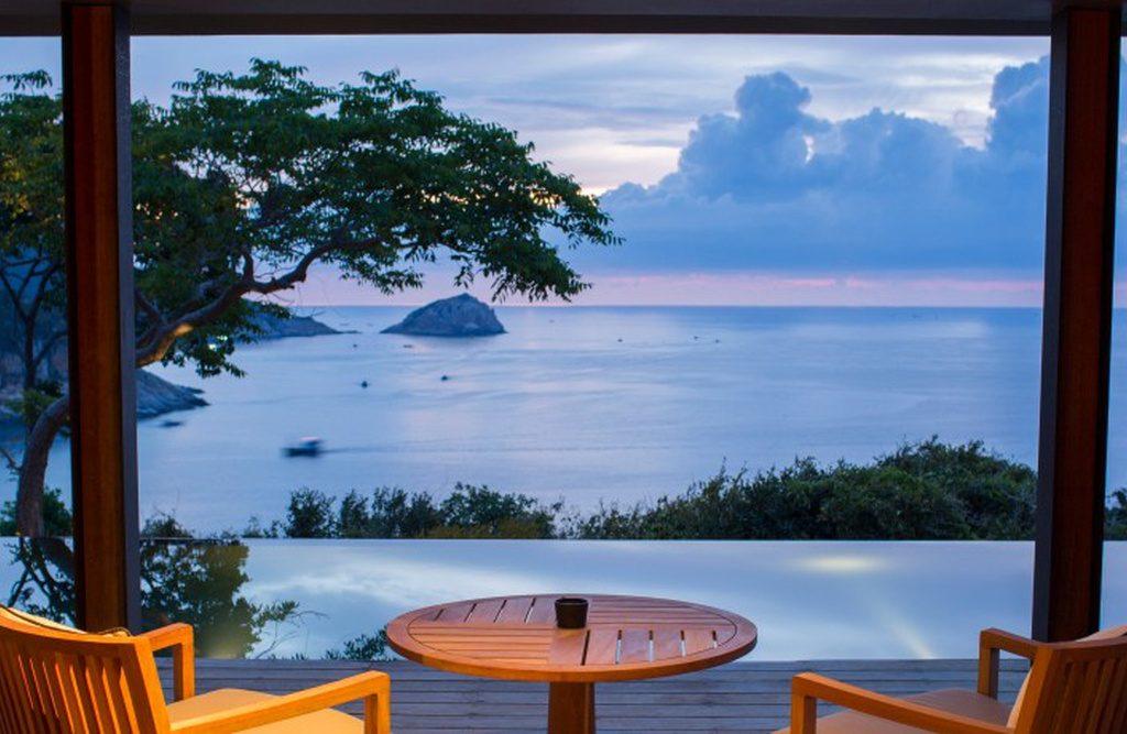Amanoi Vinh Hy Bay