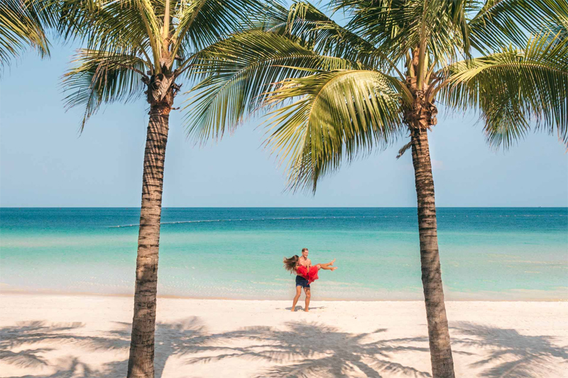 Phu Quoc Island is always ideal destination for couples