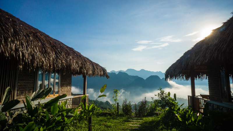 Pu Luong Natre Reserve is for ecotourism lovers